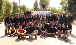 اردوی «طلایه داران فردا» در استان خوزستان برگزار شد