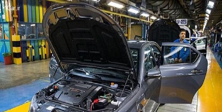 برنامهریزی برای کاهش 175 میلیون یورویی ارزبری صنعت خودرو/ با تولید 3 قطعه 20 هزار خودرو تکمیل شد