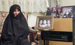 روایت خواندنی از مادر 3 شهید/ ماجرای برادرانی که در آغوش هم شهید شدند+فیلم و عکس