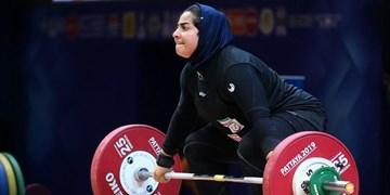 دعوت 7 وزنهبردار به اردوی تیم ملی بانوان