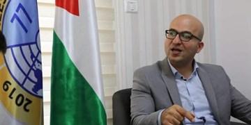 صهیونیستها وزیر تشکیلات خودگردان فلسطین را بشدت کتک زدند