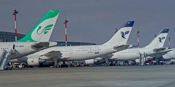 کاهش 71درصدی  پروازهای فروردین فرودگاهها/جابه جایی مسافر در فرودگاه امام 97 درصد کمتر شد