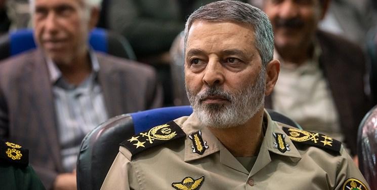 سرلشکر موسوی: بخش اعظم عوامل شکل گیری بحرانها ناشی از نقشآفرینی قدرتهای خارجی است
