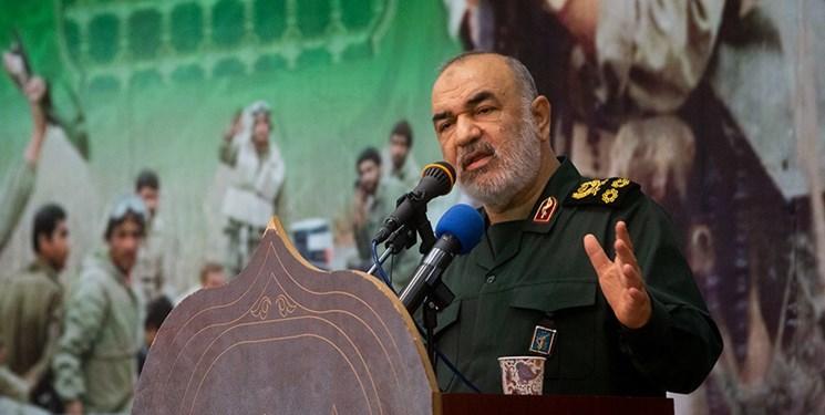 سرلشکر سلامی: خلیج فارس پیشانی مستحکم دفاعی ایران است/ برای دفاع از منافع حیاتی خود به جغرافیای خاصی محدود نیستیم