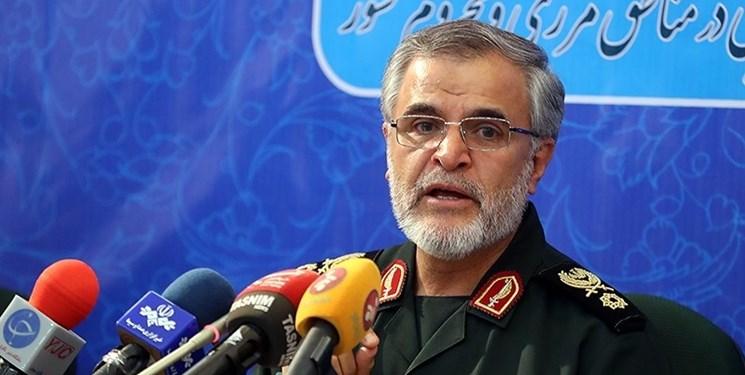 سردار پورجمشیدیان: نیروی زمینی سپاه 2 مرکز جدید «پی سی آر» راه اندازی کرد