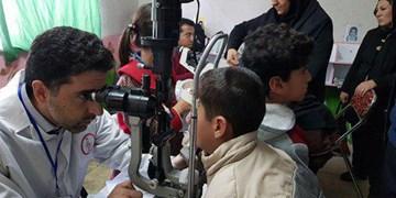 جهاد چشم پزشکان تبریزی برای محرومیتزدایی