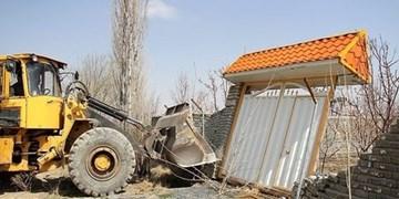 جلوگیری از ۶۹۸ مورد ساختوساز غیرمجاز در حریم راههای مازندران