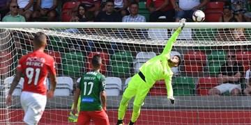 نمره متوسط عابدزاده در هفته بیست و چهارم لیگ پرتغال+عکس
