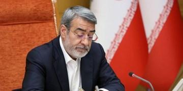 تقدیر وزیر کشور از مسؤولان استان تهران به دلیل اجرای مطلوب «فاصلهگذاری اجتماعی»
