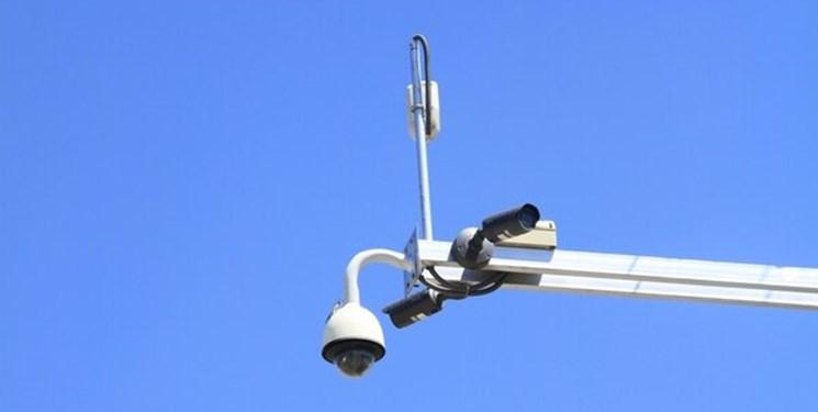 فارس من| فعال بودن ۲ دوربین نظارت کنترل ترافیک در قوچان