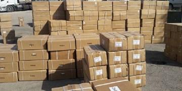 کشف 630 هزار نخ سیگار قاچاق در خدابنده