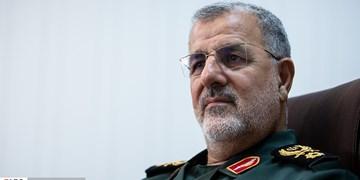 سردار پاکپور: سردار ابوحمزه نمونه شایستهای از مسئولیت پذیری انقلابی و تکلیفمداری بود