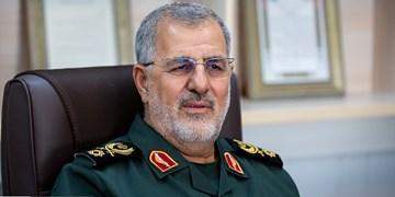 سردار پاکپور: ارتش پیشتاز دفاع از نظام و خدمت به ملت ایران بوده است