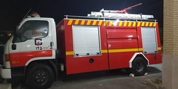 رقابت ۲۶ نفر در آزمون عملی آتشنشانی شهرداریهای سمنان