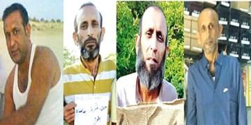 صیاد آزاد شده از دام دزدان دریایی سومالی: برای زنده ماندن برگ میخوردیم