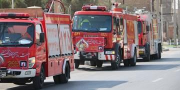 تخریب 23 خودرو و زخمی شدن 70 نیروی آتشنشانی اصفهان