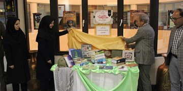 اهدای 4500 جلد کتاب از سوی بنیاد شهید به کتابخانههای همدان
