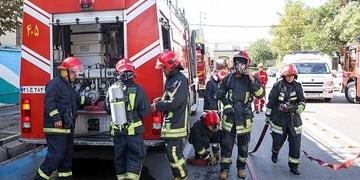 حادثه سایت نطنز آتشسوزی وسایل اسقاطی بود