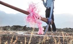 وزیر راه کلنگ ساخت ۵۵۲۴ واحد مسکن ملی را در یزد به زمین زد