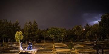 فیلم| پاسخ شهردار اراک به شایعات دفن شبانه اموات