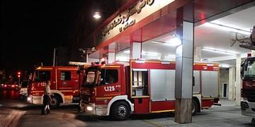 برگزاری دوره آموزشی آتش نشانی در شهرک صنعتی شکوهیه