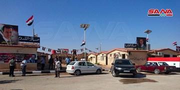 گذرگاه مرزی «بوکمال-القائم» بین سوریه و عراق رسما بازگشایی شد