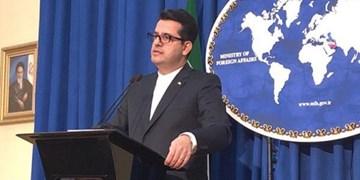 سخنگوی وزارت خارجه: همواره قدردان چین در این شرایط دشوار بودهایم