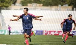 لیگ دسته اول فوتبال|  پیروزی قشقایی برابر سرخپوشان پاکدشت