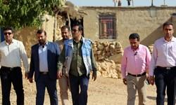 زدودن محرومیت از چهره روستای بابکان و جلیل بویراحمد نیازمند کمک  همگانی است
