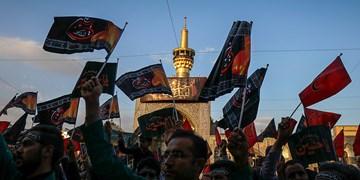 67 هزار عاشق آذربایجانی در راه کربلا
