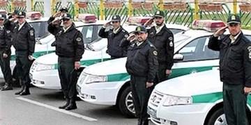 تقدیر وزیر بهداشت از فرمانده نیروی انتظامی