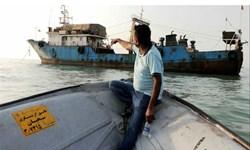 هشدار بازگشت معضل صید ترال در «بندر دیر»