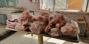 معدومسازی ۱۷ هزار کیلوگرم مواد خام دامی در زنجان