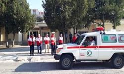 اعزام تیمهای امداد و نجات زنجان به عراق و مرز مهران