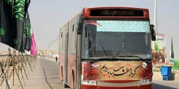 انتقال بیش از 10 هزار زائر اربعین حسینی به مرزها توسط ناوگان عمومی