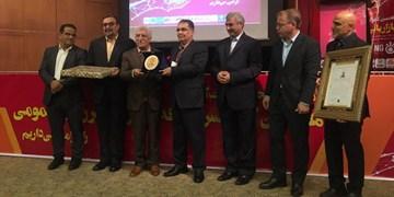 مدال زرین روابط عمومی به فولاد هرمزگان رسید