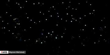 خاموش شدن تمامی چراغهای منطقه برق ورامین همزمان با ساعت زمین