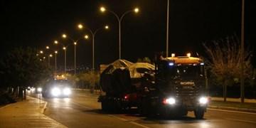 ورود یگانهای زرهی ارتش ترکیه به خاک سوریه از گذرگاه مرزی کیلیس