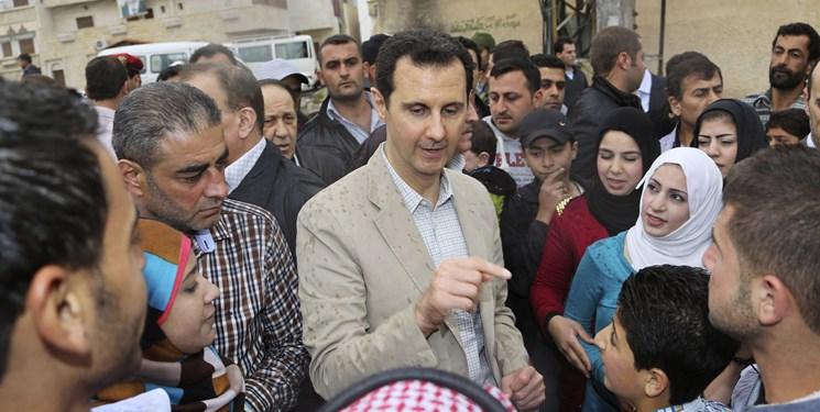 انتشار برای نخستین بار| پیام رهبر انقلاب به بشار اسد: مردم سوریه خط قرمز ما هستند