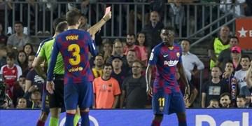 فرجام خواهی بارسلونا برای رساندن دمبله به الکلاسیکو