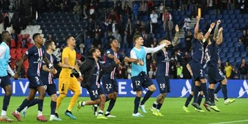 پاریسن ژرمن قهرمان جام حذفی فرانسه شد