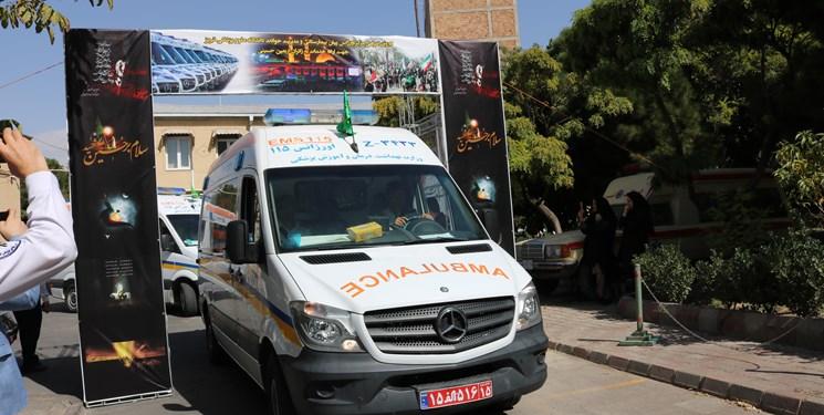 طنین زندگی در آمبولانس اورژانس بستانآباد