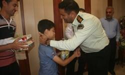رهایی گروگان 8 ساله از چنگال آدمربایان در میناب