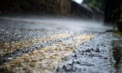 پیشبینی بارشهای پراکنده در مازندران