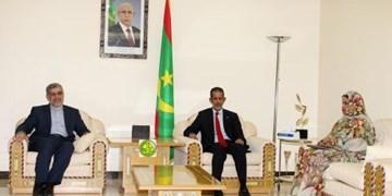 دیدار سفیر ایران با نخستوزیر موریتانی