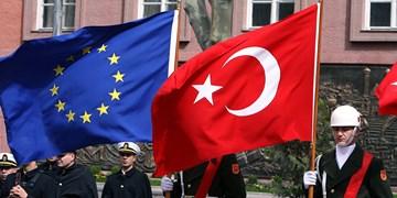 هشدار اروپا به ترکیه درباره تکرار اقدامات یکجانبه در مدیترانه