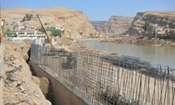 اتمام عملیات بازسازی واحدهای سیلزده لرستان تا پایان خردادماه/ پیشرفت 98 درصدی دیواره ساحلی پلدختر
