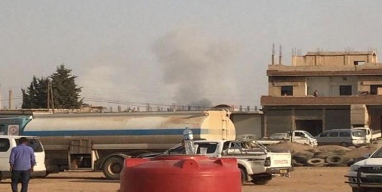 وقوع چند انفجار در شمال سوریه به دنبال پرواز جنگندههای ترکیه