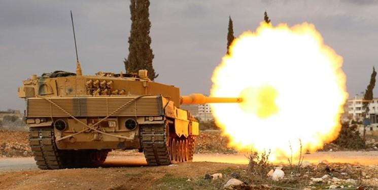حملات ترکیه به حسکه سوریه ۸  کشته بر جا گذاشت