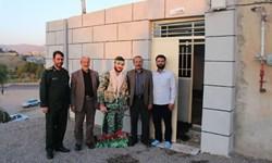 افتتاح و تحویل واحد مسکونی محروم در کوی فاطمیه زنجان